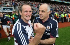 Anthony Cunningham wants to stay on as Galway manager -- Kenny