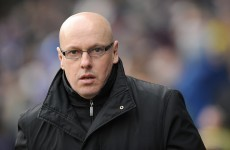 Brian McDermott in the running for Ireland job, admits John Delaney