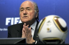 FIFA's Blatter says next term would be his last if elected