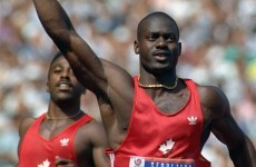 Ben Johnson claims drugs still blighting athletics