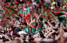 The newest Mayo All-Ireland song is set to the tune of Bastille's 'Pompeii'