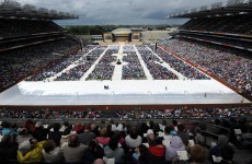 The Eucharistic Congress cost €9.5 million (including 70,000 rain ponchos)