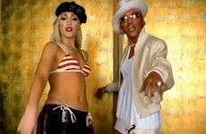 On this night in 2001 you were listening to... Eve and Gwen Stefani