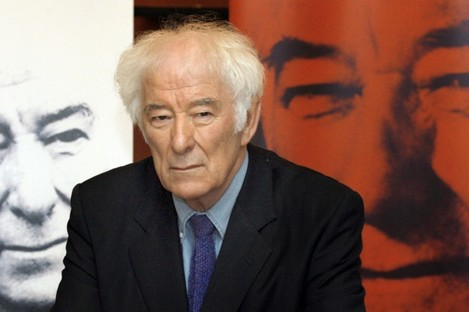 Irish bursary recipients include Seamus Heaney
