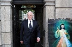 Rebels meet today but Peter Mathews insists: 'There's no new party. I'm a Fine Gael member'