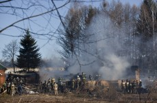 Two killed, 30 missing in Russian psychiatric hospital fire