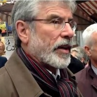 Watch: Gerry Adams talks the Seanad, Dáil reform and Budget 2014