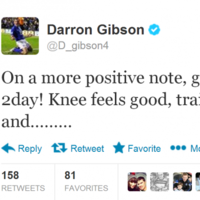 What could you possibly be talking about, Darron? It's the sporting tweets of the week