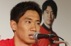 Kagawa gets lost in translation
