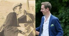 Meet Ryan Tubridy's uncanny lookalike from 1960s Galway