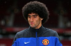 Marouane Fellaini feared for 'dream' United move