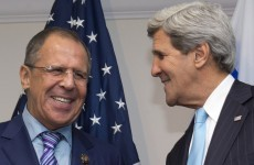 US-Russia reach agreement on Syria weapons