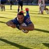 Kearney flies in for stunning Superman try against Ospreys