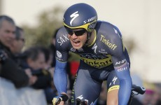 Podium dreams slip from Roche's grasp as Horner eyes history