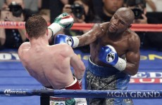 VIDEO: Mayweather beats Alvarez by majority decision