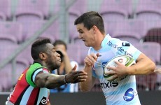Sexton pulls the strings again as Racing Metro beat Bayonne