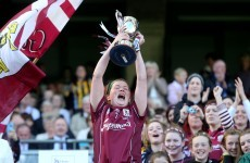 Galway crowned intermediate camogie champions after victory over Limerick