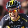 American Chris Horner wins Vuelta, as Nicolas Roche finishes fifth overall