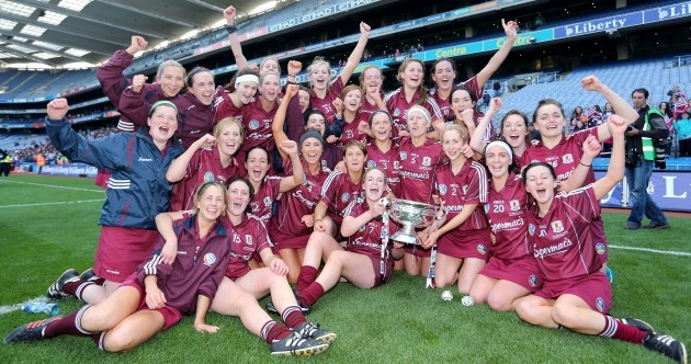 21 of the best images from today's camogie action