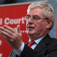 Gilmore: The Irish people aren't going to punish the party that solved the crisis