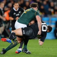 Bismarck du Plessis off the hook as Poite admits yellow card mistake