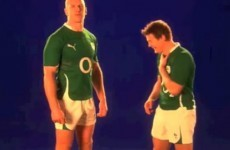 Paulie and BOD fix that England 'Grand Slam' video