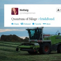 The 9 best Twitter suggestions for an Irish James Bond film