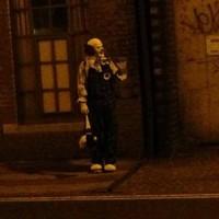 Creepy clown terrorises entire town, becomes online sensation