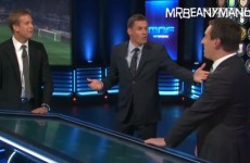 'No one grows up wanting to be a Gary Neville' - Carragher on MNF