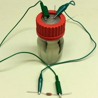 This battery uses sewage to generate energy