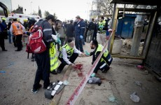 'Dozens of casualties' following Jerusalem bus explosion