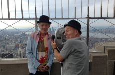 PICS: Patrick Stewart and Ian McKellen are having the best bromance ever