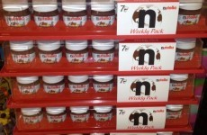 These Nutella weekly packs will ensure you never run out