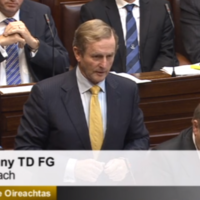 """I don't want to embarrass you"" - Taoiseach's excuse for not doing TV debate with Martin"