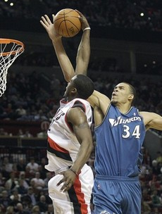 Check out time-lapse photos of JaVale McGee's amazing block