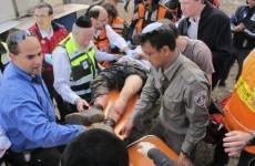 One confirmed dead, dozens injured in Jerusalem bus station bombing