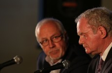 FULL SPEECH: Martin McGuinness addresses victims of IRA bomb