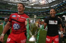IRB 'don't believe' in Anglo-French European Cup venture