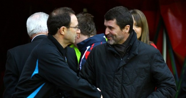 Opinion: Why Roy Keane should be Martin O'Neill's number two for Ireland
