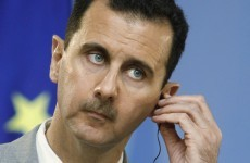 Assad will destroy chemical arms - but it'll take a year and cost $1 billion