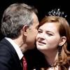 Tony Blair's daughter escapes gun robbery