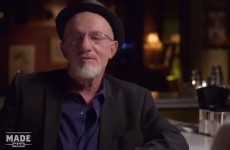 WATCH: Mike from Breaking Bad reads fairy tales