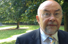 Could Education Minister Ruairí Quinn be off to Europe?