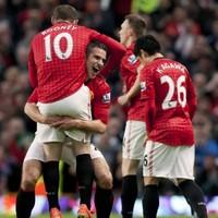Van Persie and Rooney take buddy roadshow to cross-city rivals