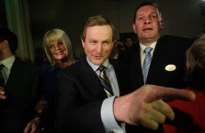 Enda Kenny: Our corporation tax is not in question from anyone, ok?