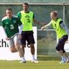 Irish injury concerns ease ahead of Macedonia clash