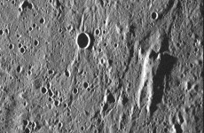NASA spot Han Solo formation on the surface of Mercury