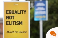 Column: The Seanad is elitist, outdated and an affront to democracy