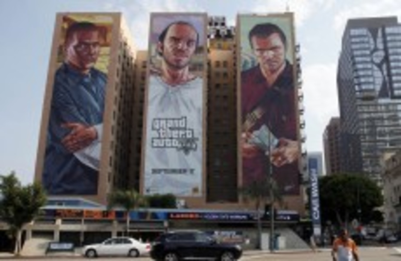 Grand Theft Auto V makes more than $1 billion in just three days