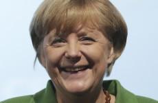 Merkel strong favorite to win a third term